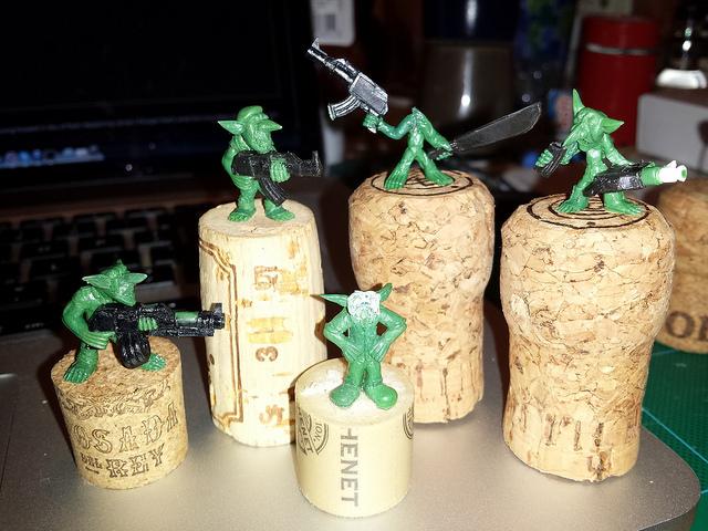 Goblin greens