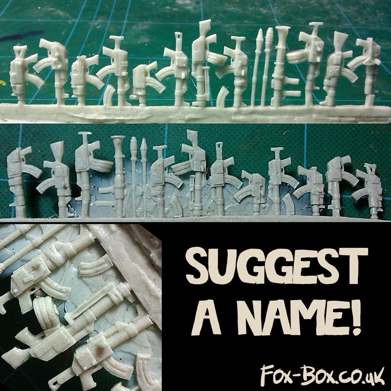 Fox Box AKs - Suggest a name!