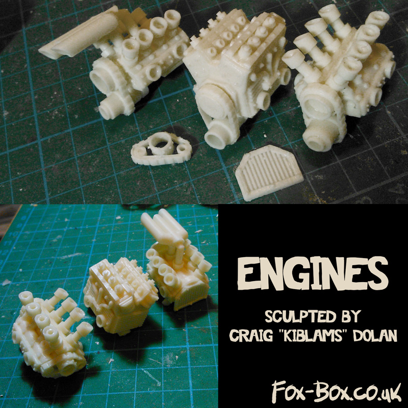 Fox Box Engines