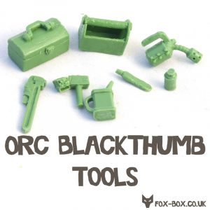 Fox Box Orc Blackthumb Tools